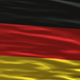 Germany Looped Flag - VideoHive Item for Sale