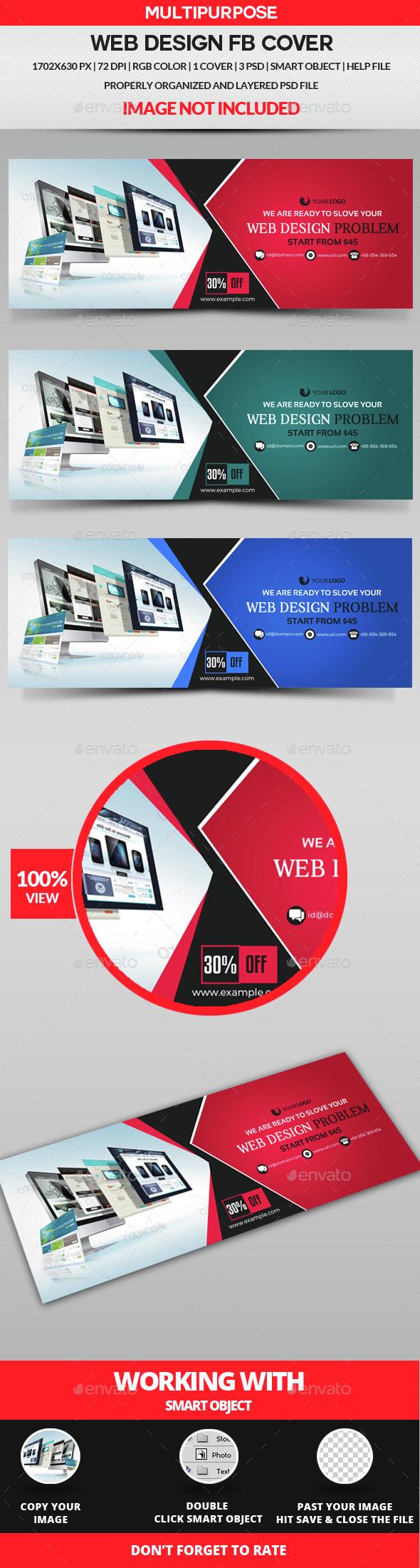 Web Design Facebook Cover - Facebook Timeline Covers Social Media