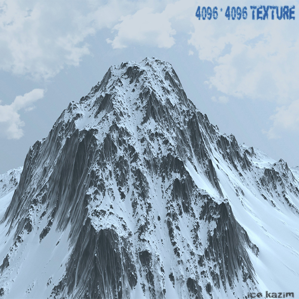 Snow_Mountain 2 - 3DOcean Item for Sale