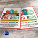 Easter Egg Hunt Party Flyer/Invitation Template - GraphicRiver Item for Sale