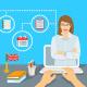 Language Class  Online Education Concept - GraphicRiver Item for Sale