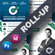 Corporate Roll-Up Templates - GraphicRiver Item for Sale