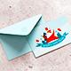 A6 Postcard & Envelope / Invitation / Flyer MockUp - GraphicRiver Item for Sale