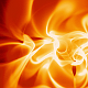 Rotating Abstract Fire Glow - VideoHive Item for Sale