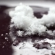 Melting Snow On a Plate  - VideoHive Item for Sale