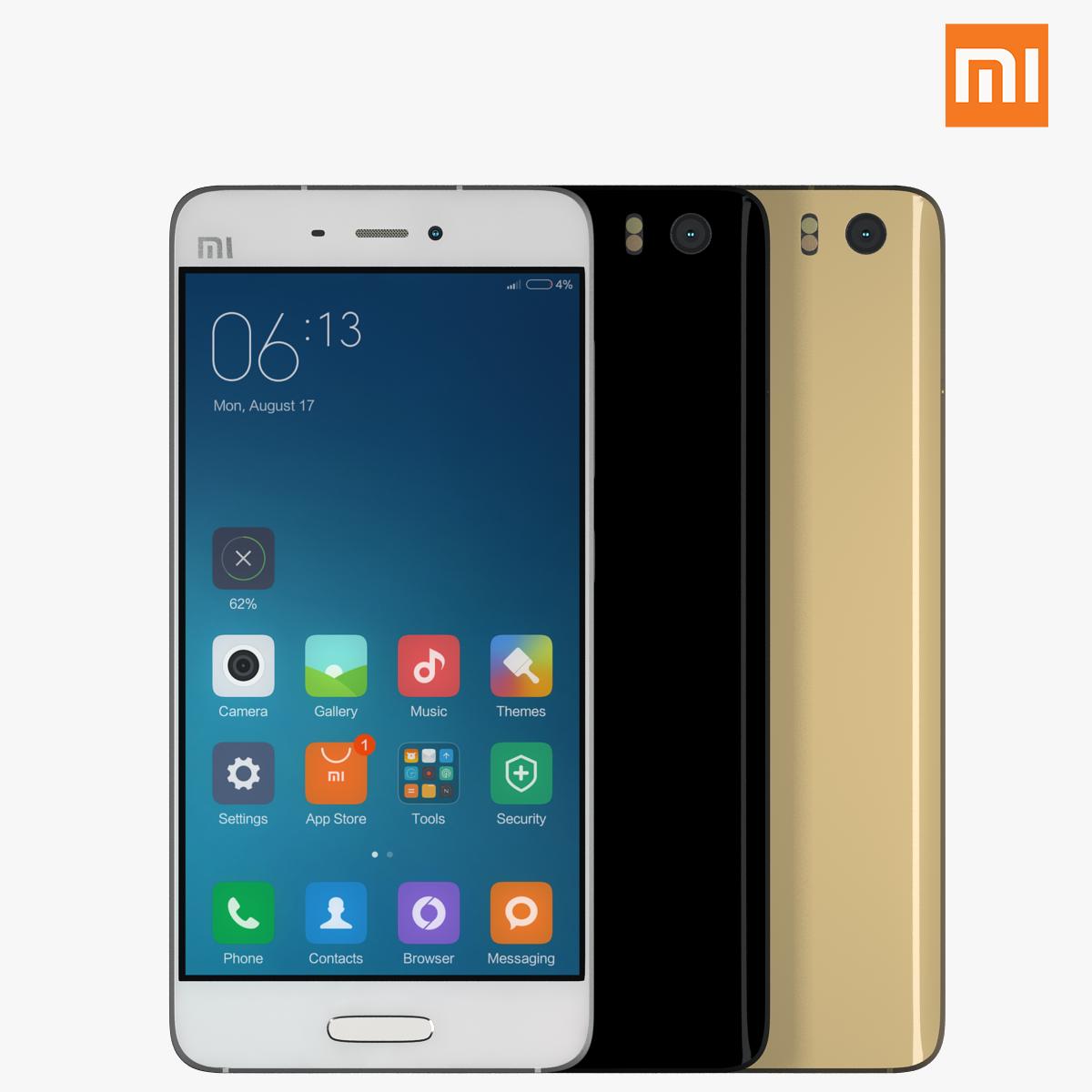 Xiaomi Mi5 By Yeffoll