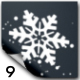 Snowflakes Magic Transitions - VideoHive Item for Sale
