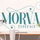 MORVA Typeface - GraphicRiver Item for Sale