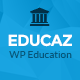 Educaz - WP academic - education theme - ThemeForest Item for Sale