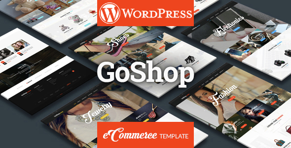 GoShop - Multipurpose Ecommerce WordPress Theme - WooCommerce eCommerce