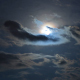 Moonscape in a Cloudy Day - VideoHive Item for Sale