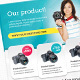 Product Multipurpose Flyer - GraphicRiver Item for Sale