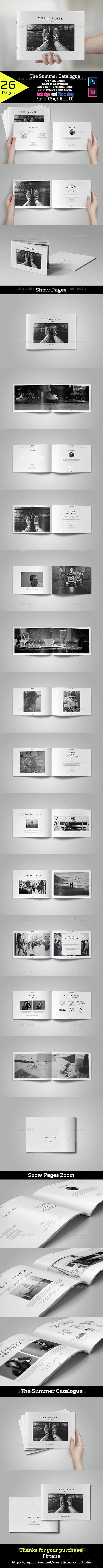 The Summer Catalogue - Catalogs Brochures