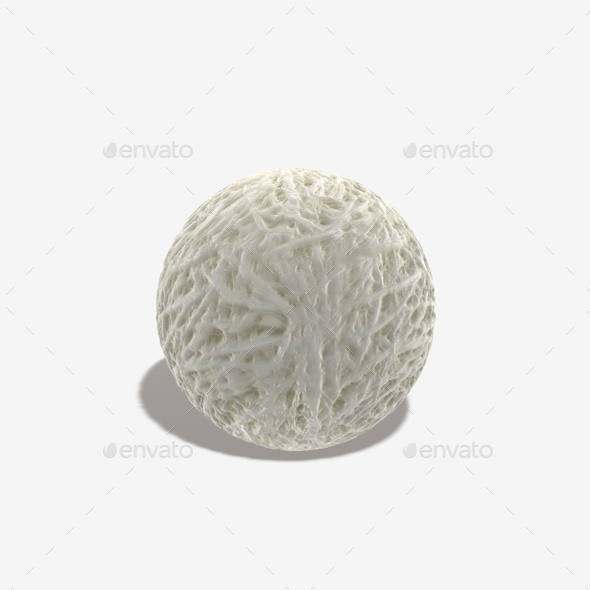 Thick Spider Cocoon Web Seamless Texture