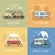 RV Travel Collection - GraphicRiver Item for Sale