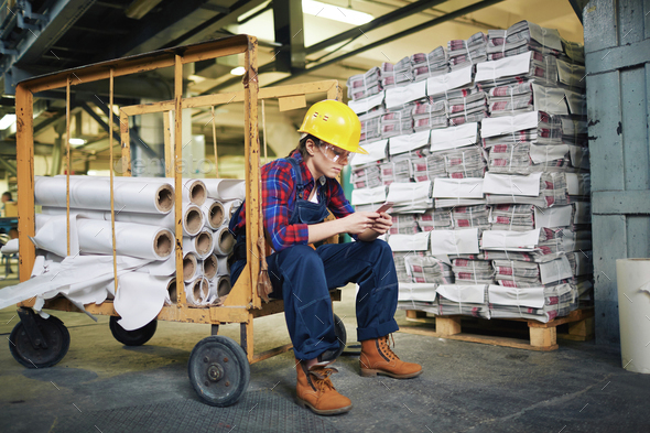 Manual worker - Stock Photo - Images