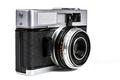 Silver Film Camera - PhotoDune Item for Sale