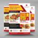 Fun Burger Flyer & Menu - GraphicRiver Item for Sale