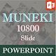 Muneki Powerpoint - GraphicRiver Item for Sale