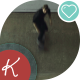 A Guy On a Skateboard Moves Down From The Ramp - VideoHive Item for Sale