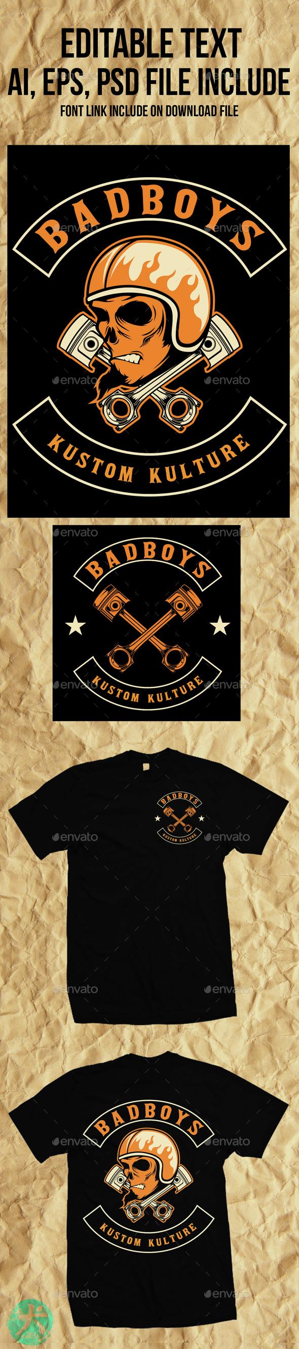 BadBoys - Clean Designs