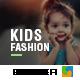 Kids Fashion Slider - GraphicRiver Item for Sale