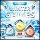 Winter Games Poster/Flyer - GraphicRiver Item for Sale
