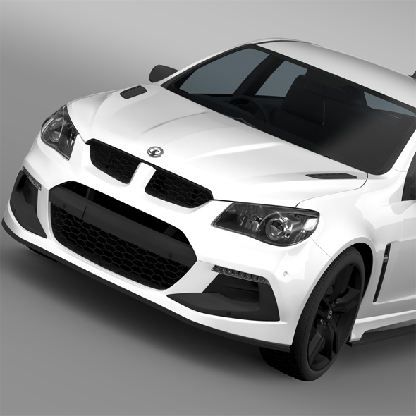 Vauxhall VXR8 2017 - 3DOcean Item for Sale