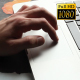 Businessman Works Behind Laptop 4 - VideoHive Item for Sale
