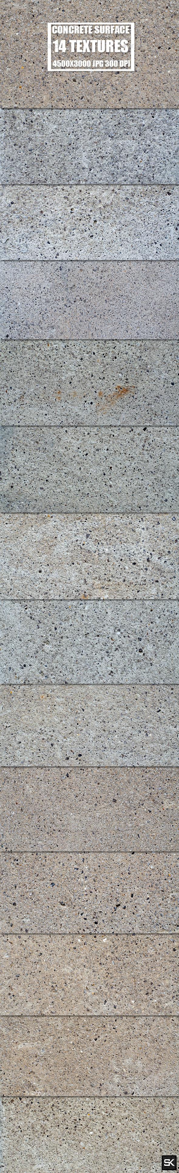 Concrete Surface - Concrete Textures