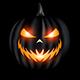 Creepy Halloween Mystery Logo