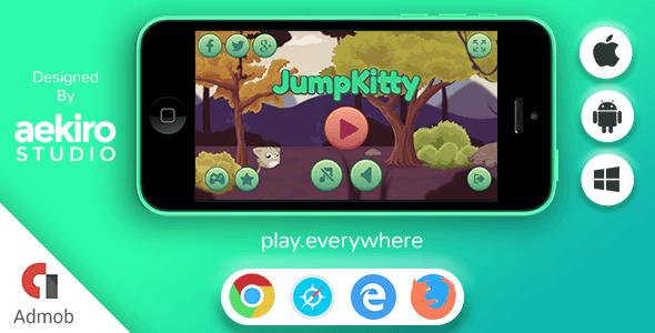 JumpKitty - CodeCanyon Item for Sale