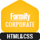 Formify Corporate - CodeCanyon Item for Sale