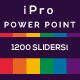 iPro Power Point - GraphicRiver Item for Sale