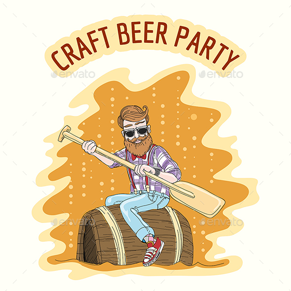 Craft Beer Party - Miscellaneous Seasons/Holidays