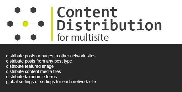 Content Network Distribution - CodeCanyon Item for Sale