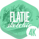 Flatie Sketchie - VideoHive Item for Sale