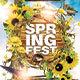 Spring Fest Flyer - GraphicRiver Item for Sale