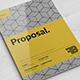Creative Brochure (Proposal) - GraphicRiver Item for Sale