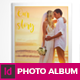 Luxury Wedding Photo Book - GraphicRiver Item for Sale