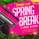 Spring Break Flyer V4