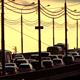 Car Traffic Jam at Sunset - VideoHive Item for Sale