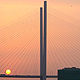 Road Bridge At Sunrise - VideoHive Item for Sale