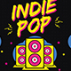Indie Pop 80s Flyer - GraphicRiver Item for Sale