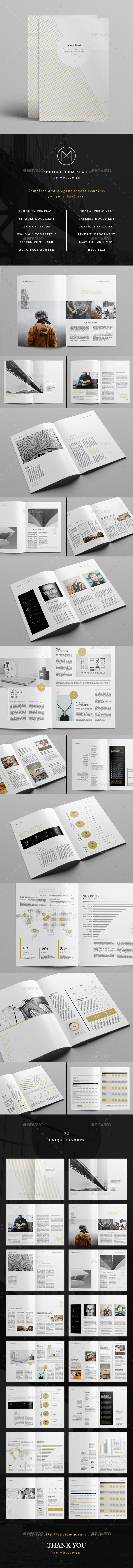 Report - Informational Brochures