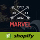Marvel - Responsive Fashion Shopify Theme Nulled