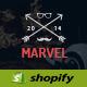 Marvel - Responsive Fashion Shopify Theme - ThemeForest Item for Sale
