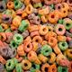 Multicolor Cereal Hoops