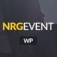 NRGevent - Conference & Event WordPress Theme Nulled