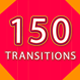 150 Transitions - VideoHive Item for Sale